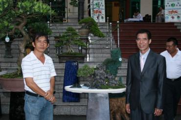 Phóng Sự Cây Cảnh Nghệ Thuật Đài Truyền Hình TP.HCM